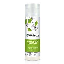 Lotion Tonique hydratante Visage et yeux Bio en 200ml Centifolia