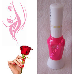 Stylo nail art Rose Magenta vernis dessins sur ongles Yes Love