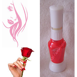Stylo Nail Art Rose Vif vernis à ongles dessins sur ongles Yes Love