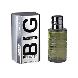 Eau de Toilette Homme Big Release The Mood en spray de 100ml Omerta