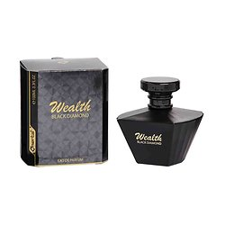 Eau de Parfum Femme Wealth Black Diamond spray 100ml générique Omerta