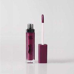 Rouge à lèvres liquide Mat Aubergine 12 le mat 24h Lovely Pop