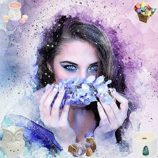 Calendrier de l'avent 2021 Parfum Ambiance bougie 25 surprises