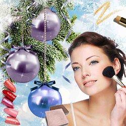 Calendrier de l'avent 2021 Maquillage avec 25 surprises makeup