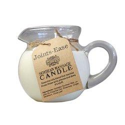 Bougie Massage Antidouleur romarin gingembre géranium girofle