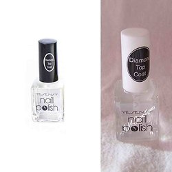 Top Coat Diamond vernis soin pour protection des ongles Yesensy