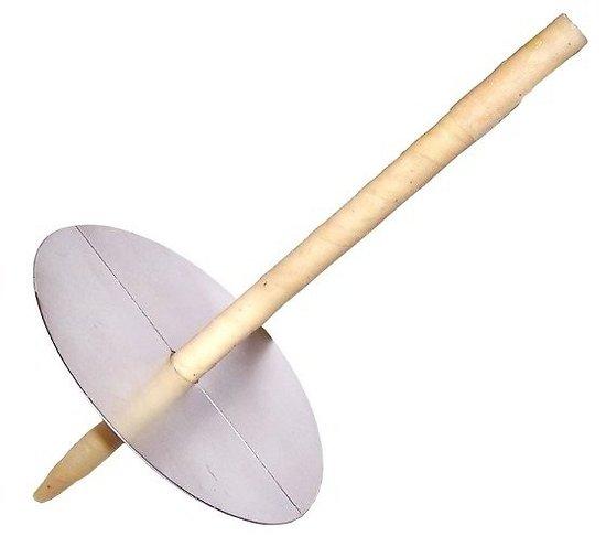 Disque protecteur pour bougie d'oreilles en 12 cm