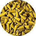 Cônes d'encens indien Citron couleur incroyable et parfum exotique