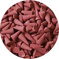 Cônes d'encens Rose de Minuit coloris incroyable parfum exotique