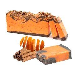 Savon Cannelle et Orange à l'huile d'olive artisanal en 100g