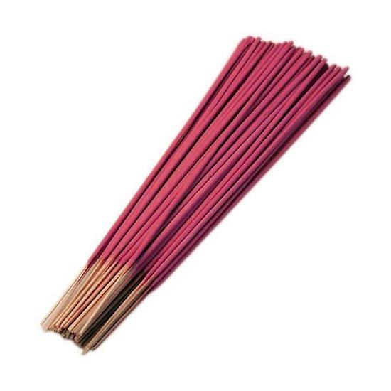 Bâtonnet d'encens Indien Jasmin 25cm très parfumé et coloré
