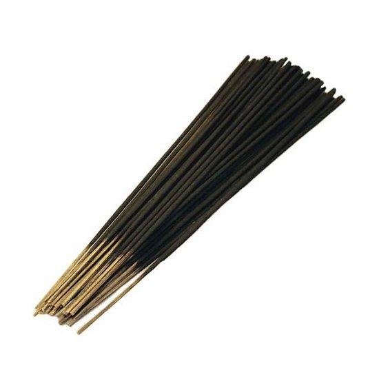 Bâtonnet d'encens Indien Patchouli 25cm très parfumé et coloré