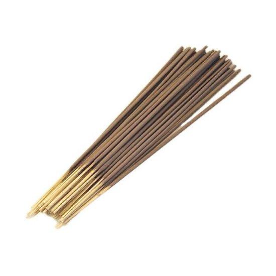 Bâtonnet d'encens Indien Vanille 25cm très parfumé et coloré