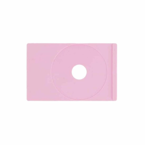 Support plaque ronde 5,5cm Stamping nail art décoration ongles