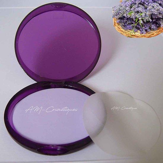 Feuilles de savon Lavande parfum floral, utile et à emporter partout