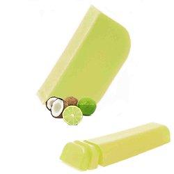 Shampoing solide Cheveux Ternes noix de coco et citron vert 100g