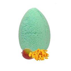 Oeuf de bain à la Mangue aussi bon que beau pour bain parfumé