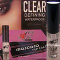 Mascara Top Coat waterproof Clear Defining cils sourcils Yes Love