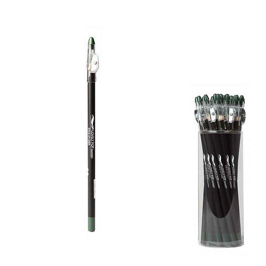 Crayon Vert 2en1 pour yeux et lèvres avec taille crayon Lovely Pop