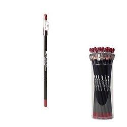 Crayon Bordeaux yeux et lèvres 2en1 avec taille crayon Lovely Pop