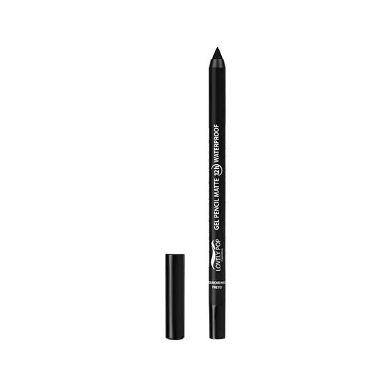 Crayon gel mat Noir waterproof résultat intense du liner Lovely Pop