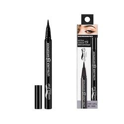Eyeliner feutre Noir waterproof pinceau ultra précis Lovely Pop