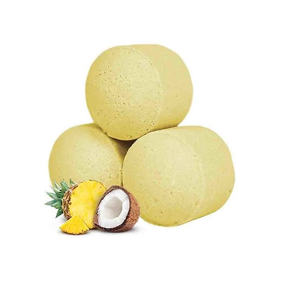Mini boule de bain Pinacolada détente bombe bain parfum original