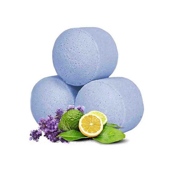Mini boule de bain Bergamote et Lavande bain avec parfum subtil