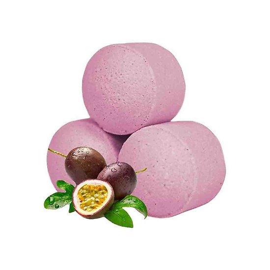 Mini boule de bain Fruits de la Passion détente bain arôme subtil