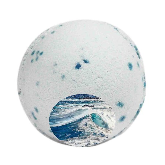 Boule de bain Océan véritable sel de mer bain voyage haute mer