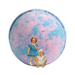 Boule de bain Souvenirs d'enfance senteur talc odeur captivante