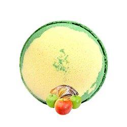 Boule de bain Tarte aux Pommes bain gourmand et sans calories