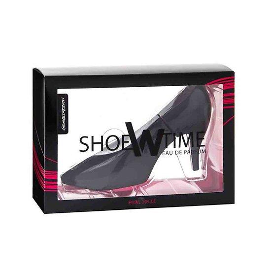 Eau de Parfum Femme ShoeWtime For Woman 90ml avec bouteille escarpin