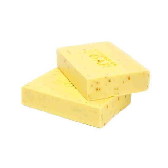 Savon Greenman Soap Tout Doux graine de carotte et beurre karité