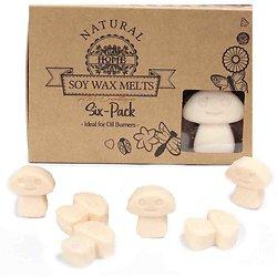 Fondant cire parfumée Vanille et Noix de Muscade cire soja et huile