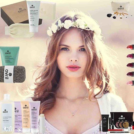 Box Avril-beauté maquillage soin ongles avec ou sans abonnement