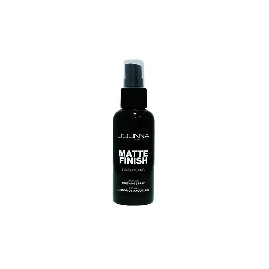 Fixateur Maquillage Mat Spray 60ml Finish Matte finition D'donna