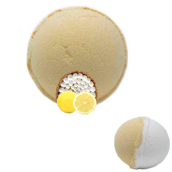 Boule de bain Tarte Citron Meringuée 180g gourmande relaxante