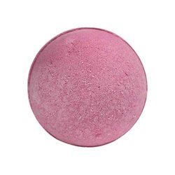 Boule de bain Jumbo Bubblegum 180g beurre Karité bain relaxant