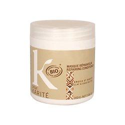 Masque réparateur Bio 200g Argile et Karité cheveux secs K pour Karité