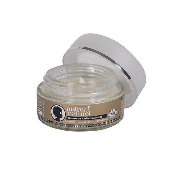 Beurre de Karité Équitable Parfumé Bio 100ml Visage, Corps et Cheveux