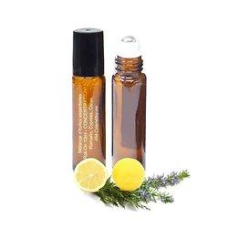 Huiles essentielles Concentration mélange romarin, cypress, citron