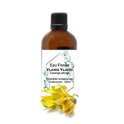 Eau Florale Ylang Ylang pour peaux mixtes et grasses 100ml
