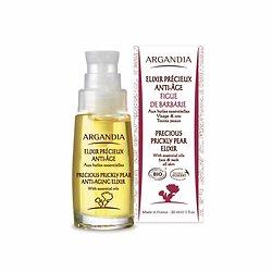 Elixir Précieux Anti-Age Figue de Barbarie en 30ml peau lisse Argandia