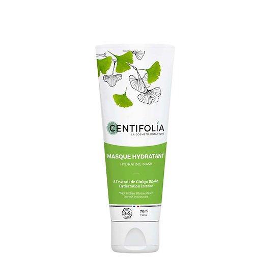Masque hydratant visage Bio 70ml confort et souplesse peau Centifolia