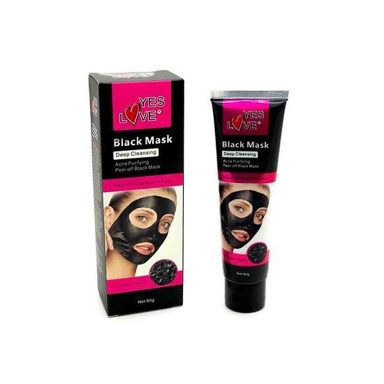 Masque peel off Noir purifiant black mask deep cleansing Yes Love
