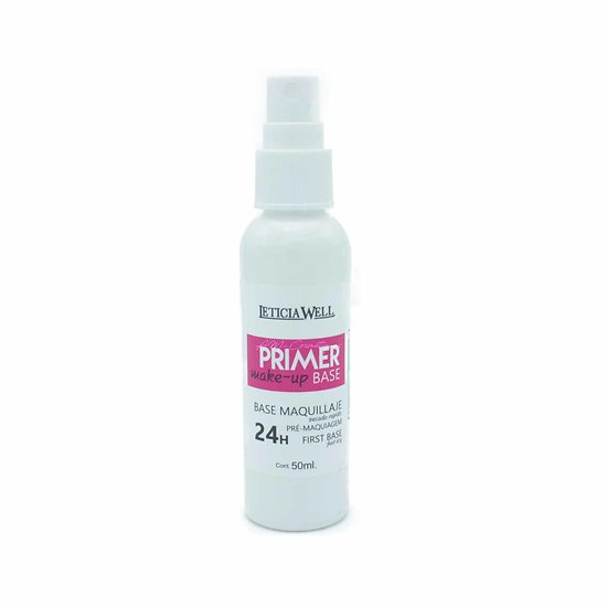 Base maquillage Primer make-up spray base lissante Leticia Well