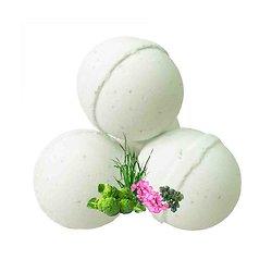 Boule de bain Anti-Stress aroma bergamote, géranium et vétiver