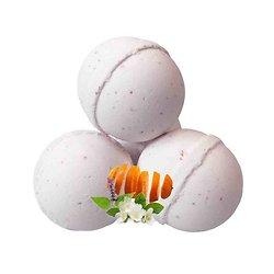 Boule de bain Luxure aromathérapie patchouli, orange et jasmin
