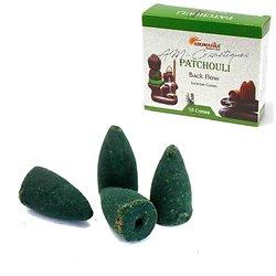 Cônes d'encens back flow Patchouli pour fontaine aromatika